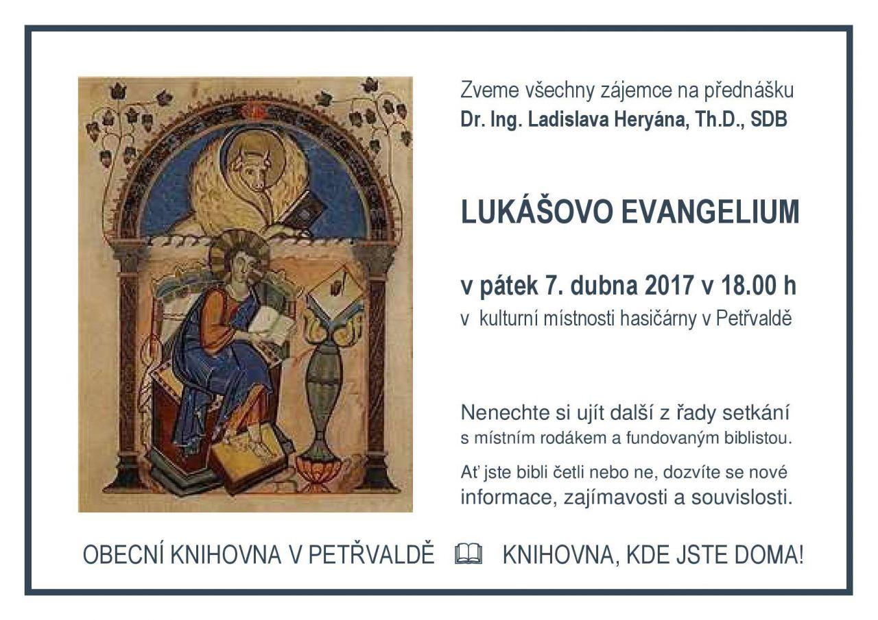 Lukášovo evangelium 1