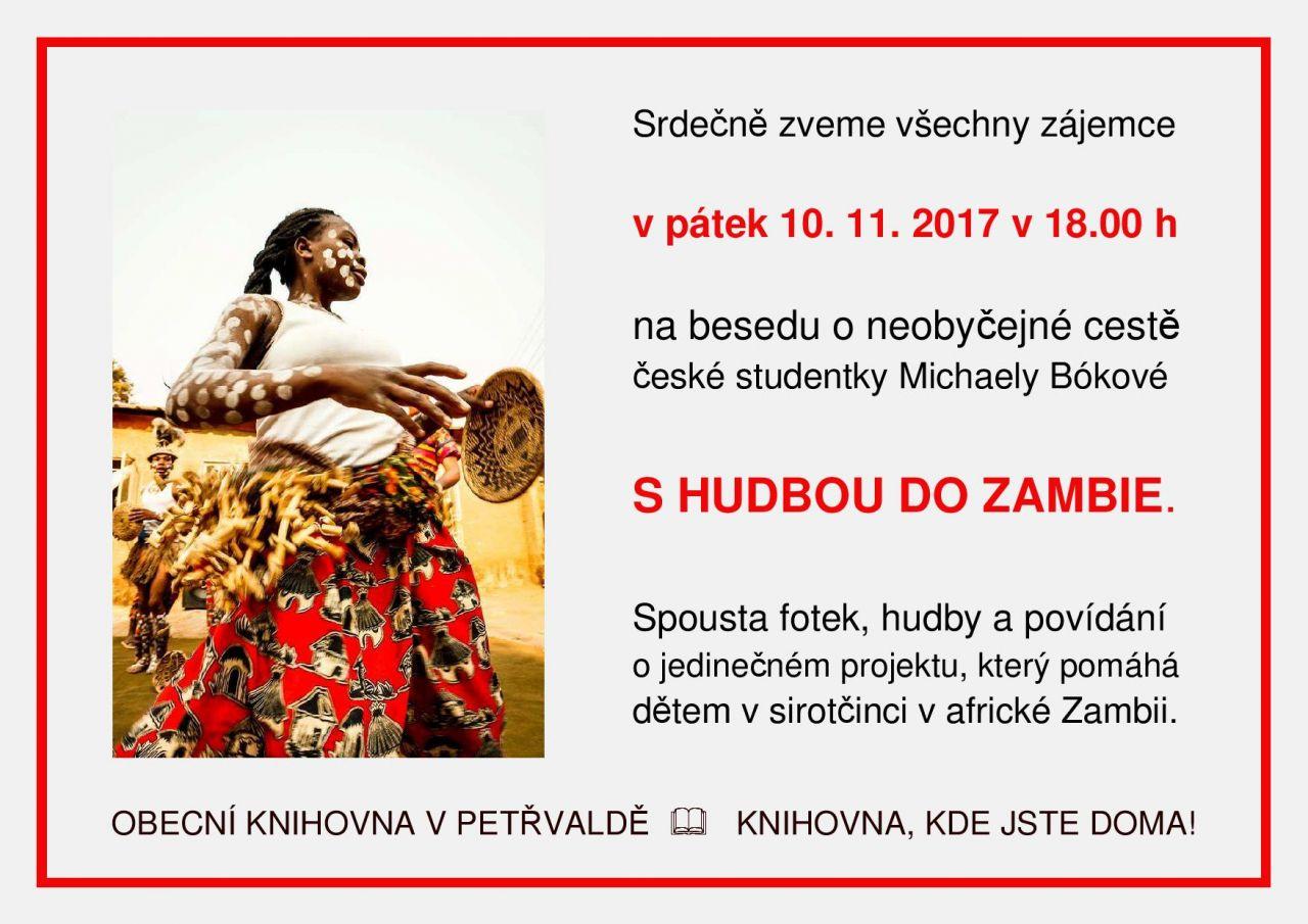 S hudbou do Zambie 1