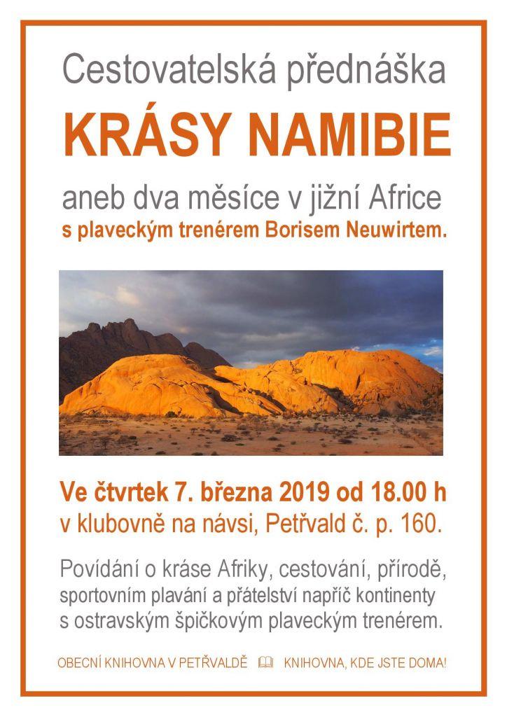 Krásy Namibie 1